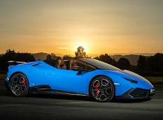 Lamborghini Huracan Spyder в исполнении O.CT Tuning