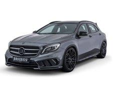 Mercedes-Benz GLA 220 CDI в исполнении Brabus