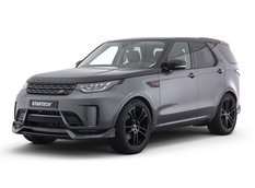 Land Rover Discovery от мастеров Startech