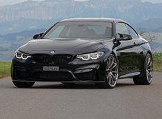 532-сильный монстр BMW M4 от компании Dahler