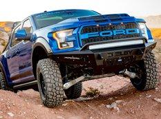 Shelby American выпустили свою версию Ford F-150 Raptor