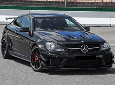 Mercedes-AMG C63 Black Series от Inden Design