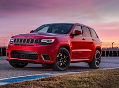 Jeep Grand Cherokee Trackhawk в исполнении Hennessey