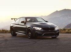 BMW M4 GTS с дисками от HRE Wheels