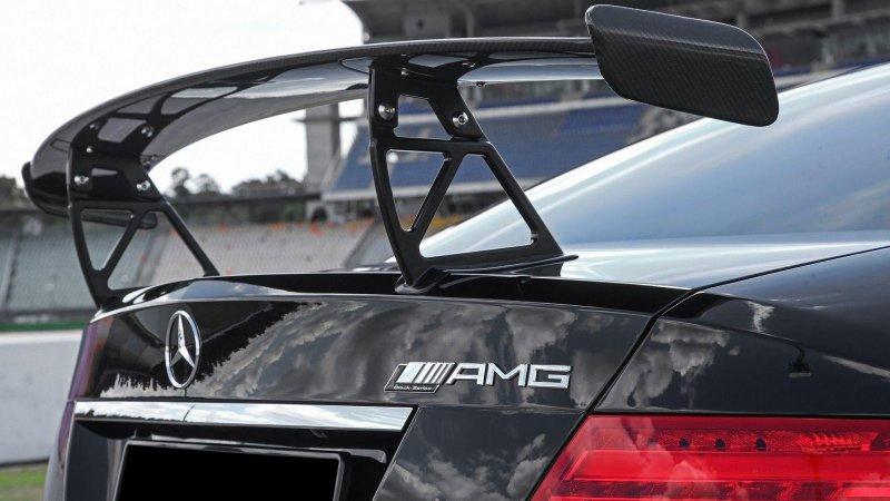 Mercedes-AMG C63 Black Series от Inden Design