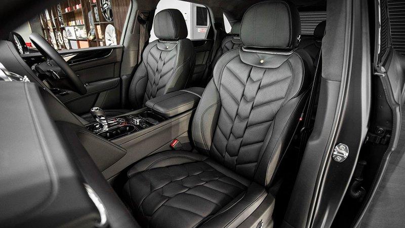 Bentley Bentayga Le Mans Edition от мастеров Kahn