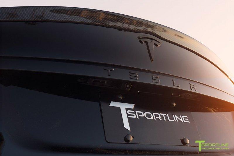 Кастомный Tesla Model S P100D от T Sportline