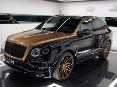 Bentley Bentayga в тюнинге от Startech