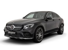 Mercedes-Benz GLC Coupe в исполнении Brabus