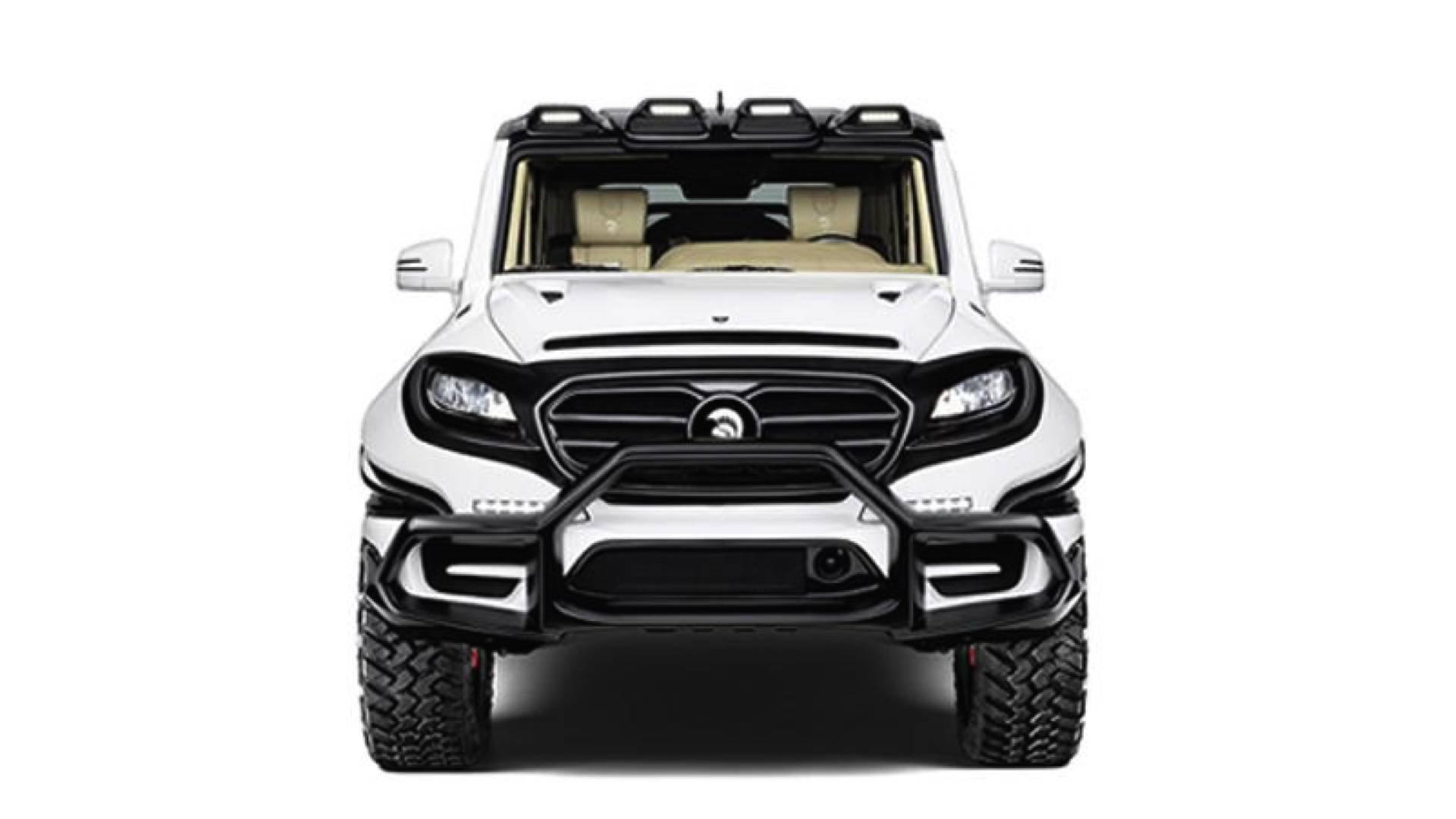 Обои внедорожник, 600 supercharged, ares design, range rover. Автомобили foto 11