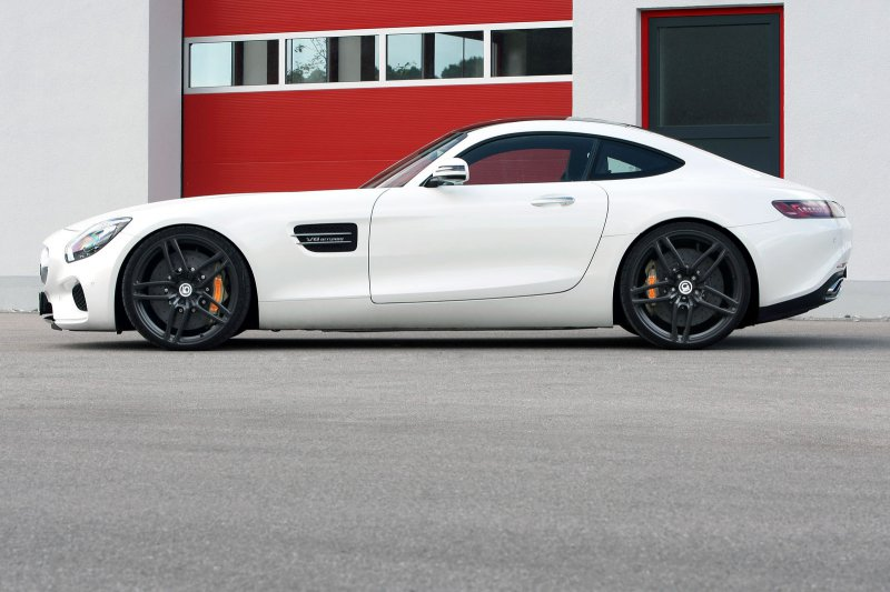 Mercedes-AMG GT S от мастеров G-Power