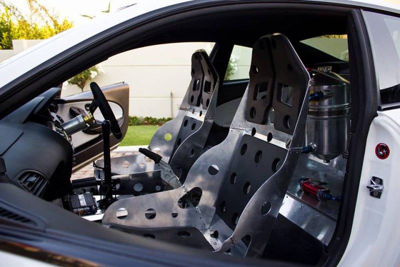 Модифицированная BMW M6 E63 в тюнинге от AJ Racing