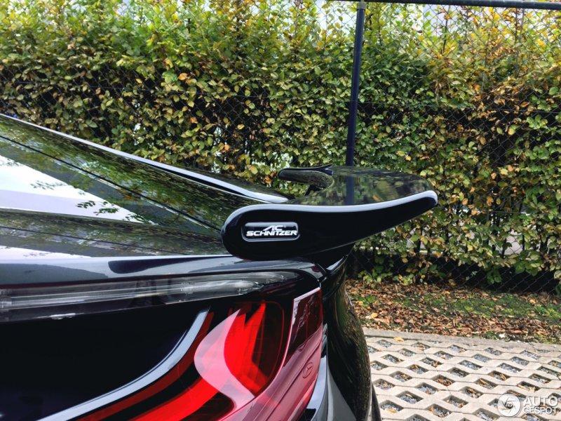 BMW i8 в тюнинге AC Schnitzer