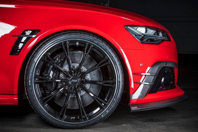 Audi RS6+ в тюнинге ABT Sportsline