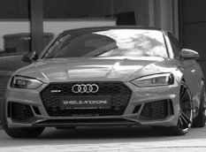 Audi RS5 Coupe в исполнении Wheelsandmore