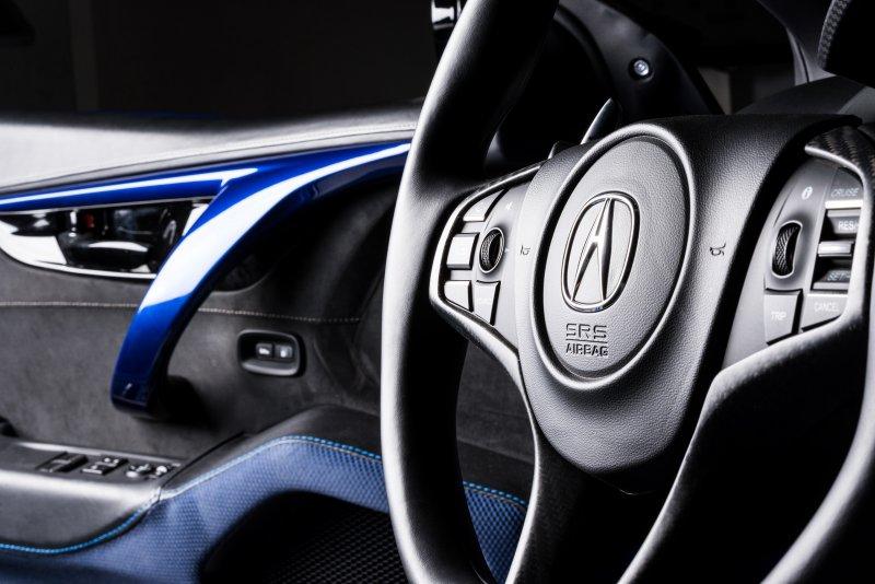 Acura NSX Dream Project в исполнении Science Of Speed