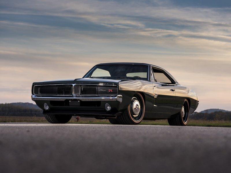Ringbrothers вдохнули жизнь в классический Dodge Charger 1969