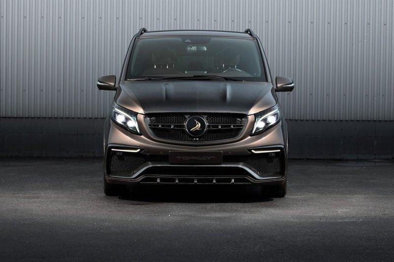 Люксовый Mercedes-Benz V-Class от мастеров TopCar