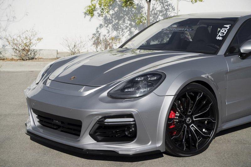Porsche Panamera в исполнении TechArt