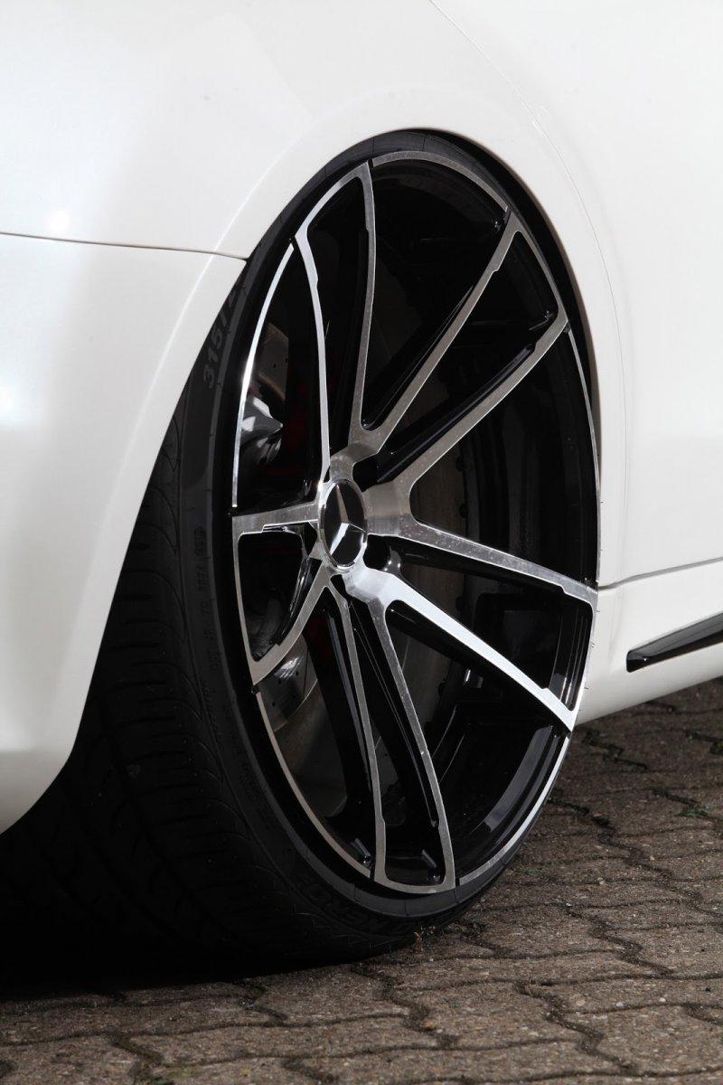 Mercedes-AMG S63 от мастеров Inden Design