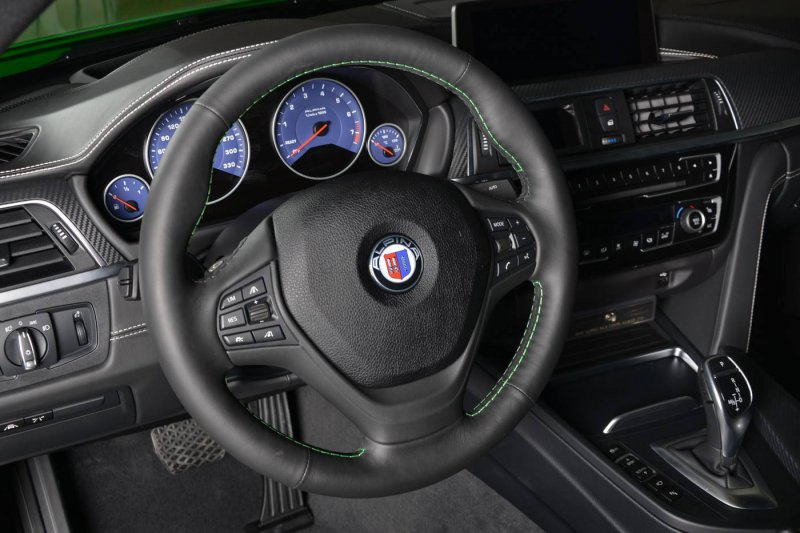 BMW M4 от BMW Individual с обвесом от Alpina
