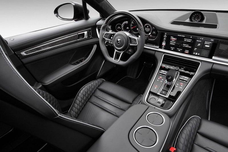 Porsche Panamera Turbo от мастеров TopCar