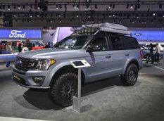 Экстремальный Ford Expedition от LGE-CTS Motorsports