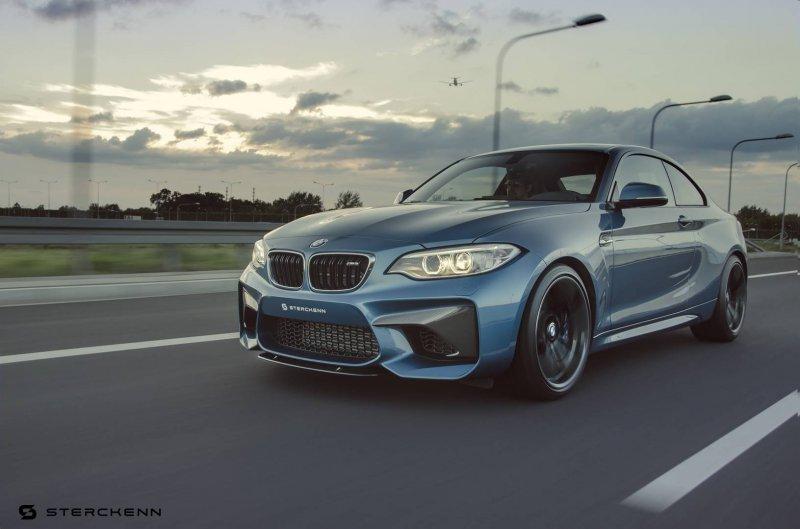 Sterckenn представила обвесы для BMW M2, M3 и M4