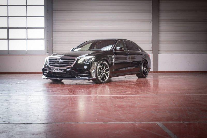 Mercedes-Benz S-Class в тюнинге от Lorinser