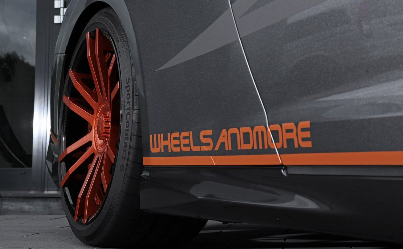 730-сильный Nissan GT-R CrankZilla от Wheelsandmore