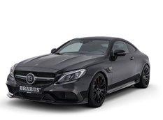 Mercedes-AMG C63S Coupe в исполнении Brabus