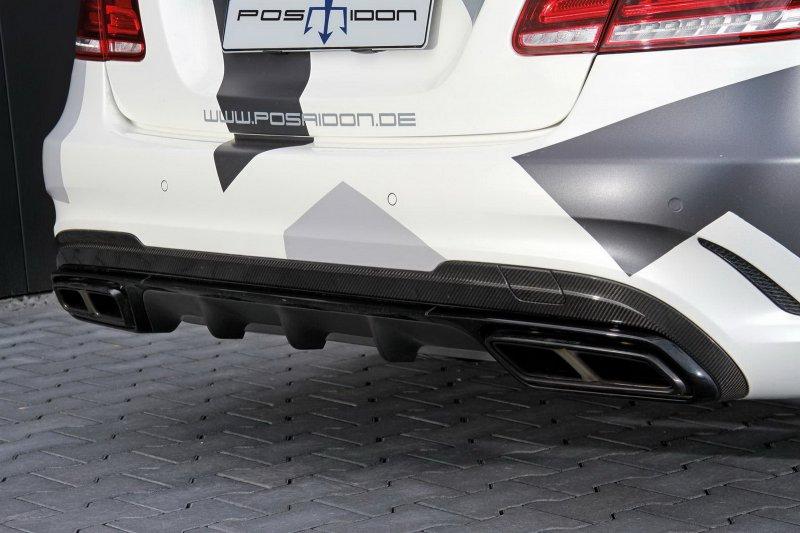 Mercedes-AMG E63 S в тюнинге от команды Posaidon