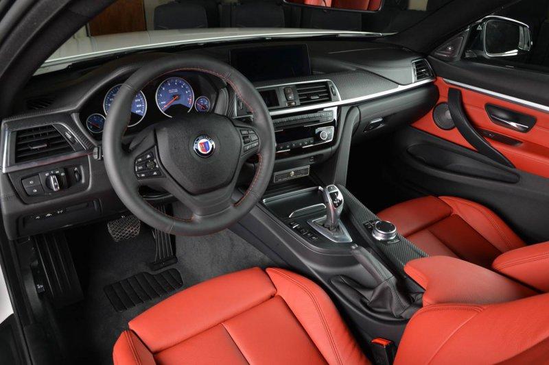 Alpina представила свой вариант BMW M4