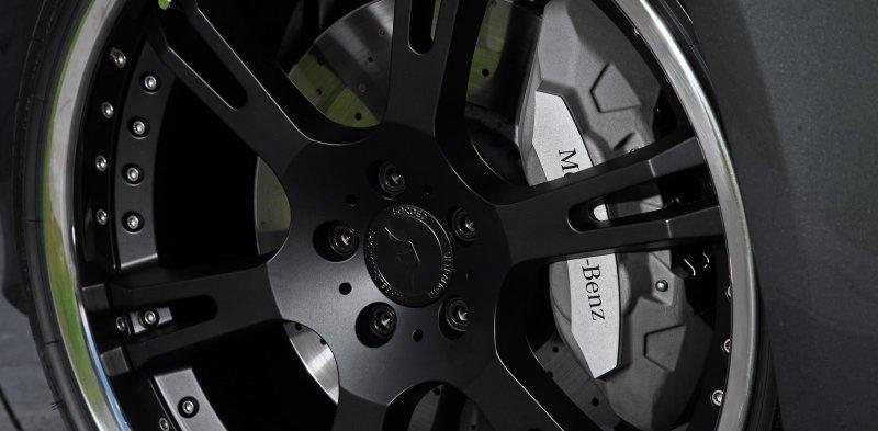 Тюнинг-программа для Mercedes-Benz E-Class от мастеров Wheelsandmore