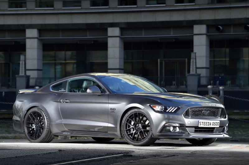 Ford Mustang GT в тюнинге от Steeda