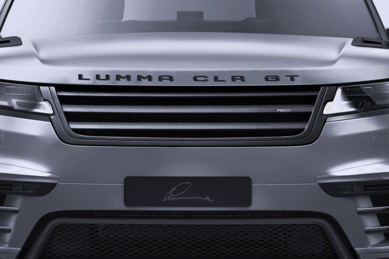 Кастомизированный Range Rover Velar от Lumma Design