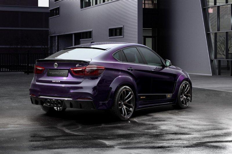 BMW X6 от мастеров TopCar Design