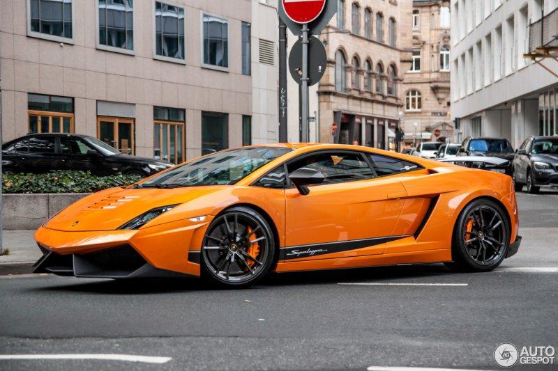 Lamborghini Gallardo Superleggera в тюнинге Rothe Motorsport
