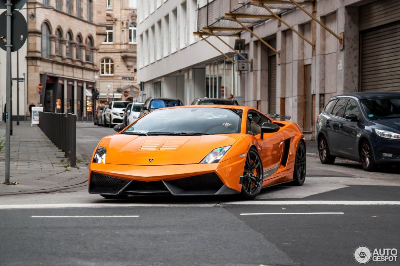 Lamborghini Gallardo Superleggera в тюнинге Rothe Motorsport