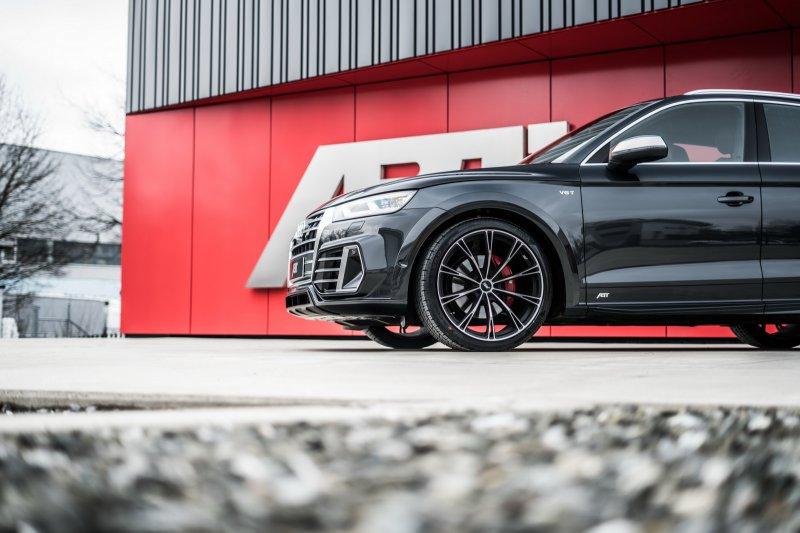 Audi SQ5 в тюнинге от ABT Sportsline