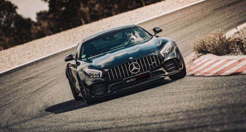 Mercedes-AMG GT R от мастеров из Edo Competition