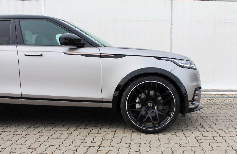 Range Rover Velar в в тюнинге от Lumma Design