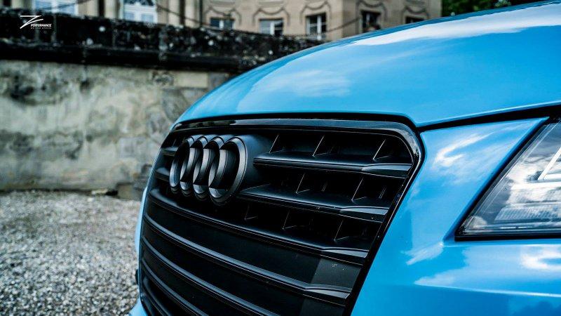 Audi A7 на дисках от Z-Performance