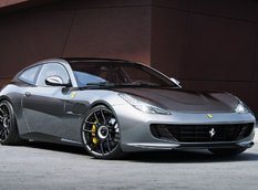 Ferrari GTC4Lusso T от мастеров Wheelsandmore