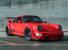 На аукцион выставили редкий Porsche 911 от Rauh Welt Begriff