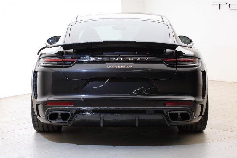 TopCar представил свою версию Porsche Panamera Turbo S