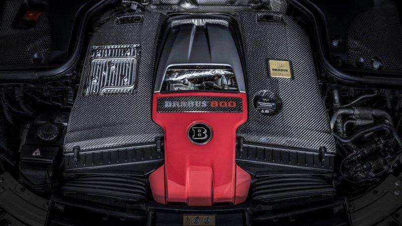 789-сильный Mercedes-AMG E63 S от Brabus