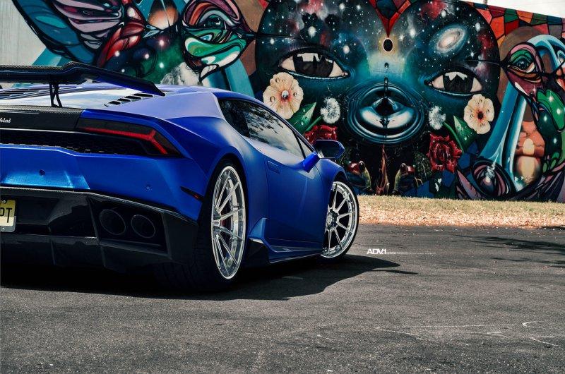 1016 Industries представила 631-сильный Lamborghini Huracan