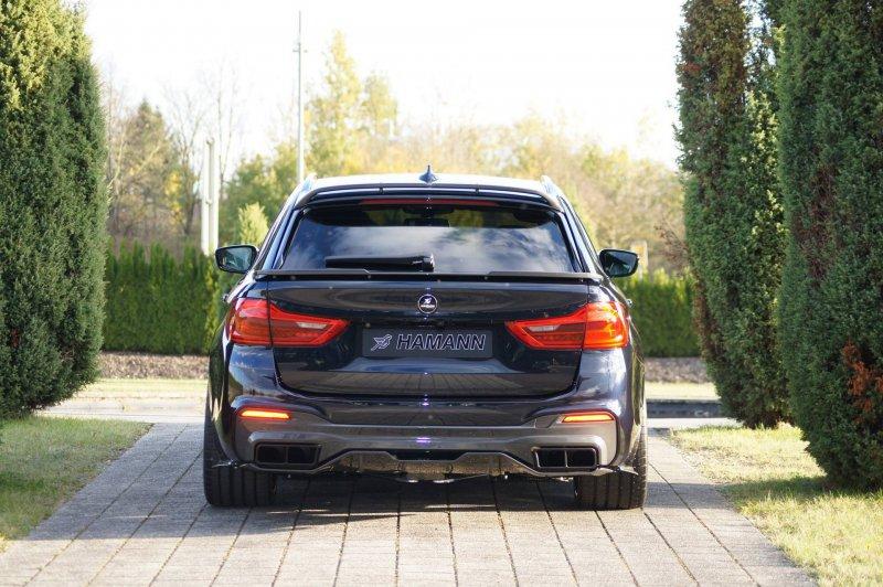 BMW 540i Touring в исполнении Hamann
