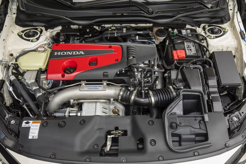 Honda Civic Type R в тюнинге Hondata